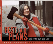 Best Laid Plans CD by Beth Horner