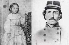 he Silver Spurs: A True Tale from the American Civil War by Beth Horner